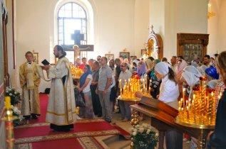 300 фото с храмового праздника Преображение Господне Спасо-Преображенского скита Ионинского монастыря 128