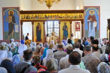 300 фото с храмового праздника Преображение Господне Спасо-Преображенского скита Ионинского монастыря 139