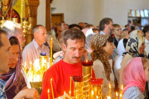 300 фото с храмового праздника Преображение Господне Спасо-Преображенского скита Ионинского монастыря 148