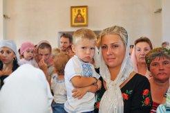 300 фото с храмового праздника Преображение Господне Спасо-Преображенского скита Ионинского монастыря 156