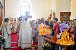 300 фото с храмового праздника Преображение Господне Спасо-Преображенского скита Ионинского монастыря 162