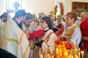 300 фото с храмового праздника Преображение Господне Спасо-Преображенского скита Ионинского монастыря 164