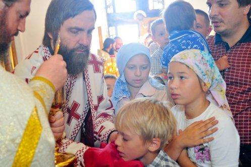 300 фото с храмового праздника Преображение Господне Спасо-Преображенского скита Ионинского монастыря 166