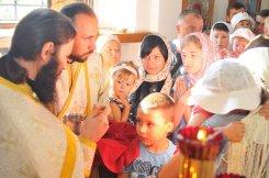 300 фото с храмового праздника Преображение Господне Спасо-Преображенского скита Ионинского монастыря 168