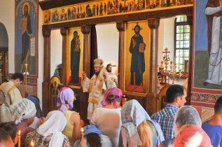 300 фото с храмового праздника Преображение Господне Спасо-Преображенского скита Ионинского монастыря 183