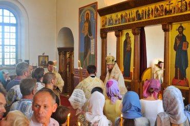 300 фото с храмового праздника Преображение Господне Спасо-Преображенского скита Ионинского монастыря 185