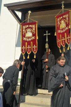 300 фото с храмового праздника Преображение Господне Спасо-Преображенского скита Ионинского монастыря 205
