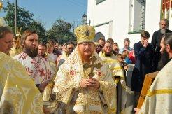 300 фото с храмового праздника Преображение Господне Спасо-Преображенского скита Ионинского монастыря 213