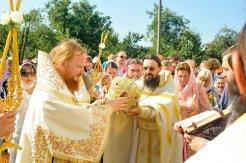 300 фото с храмового праздника Преображение Господне Спасо-Преображенского скита Ионинского монастыря 222
