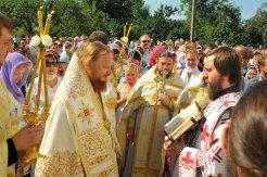 300 фото с храмового праздника Преображение Господне Спасо-Преображенского скита Ионинского монастыря 223