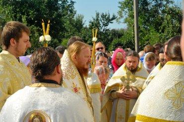 300 фото с храмового праздника Преображение Господне Спасо-Преображенского скита Ионинского монастыря 228