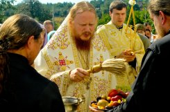 300 фото с храмового праздника Преображение Господне Спасо-Преображенского скита Ионинского монастыря 232