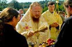 300 фото с храмового праздника Преображение Господне Спасо-Преображенского скита Ионинского монастыря 233