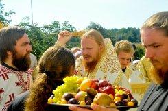 300 фото с храмового праздника Преображение Господне Спасо-Преображенского скита Ионинского монастыря 236
