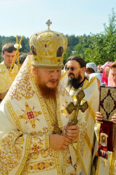 300 фото с храмового праздника Преображение Господне Спасо-Преображенского скита Ионинского монастыря 239