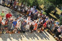 300 фото с храмового праздника Преображение Господне Спасо-Преображенского скита Ионинского монастыря 246