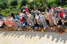 300 фото с храмового праздника Преображение Господне Спасо-Преображенского скита Ионинского монастыря 248