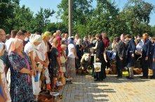 300 фото с храмового праздника Преображение Господне Спасо-Преображенского скита Ионинского монастыря 253