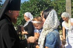 300 фото с храмового праздника Преображение Господне Спасо-Преображенского скита Ионинского монастыря 264