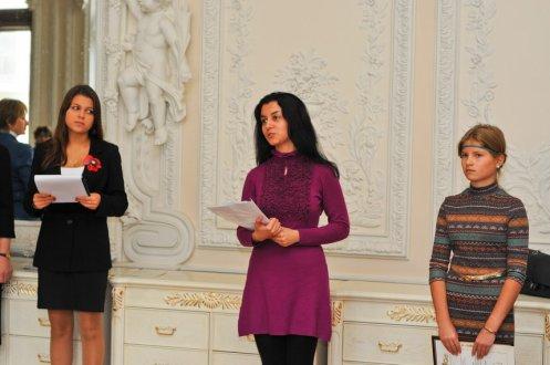 """Первая фотовыставка """"Украина православная"""" открыта в Шоколадном домике. 39"""