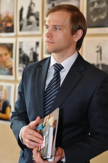 """Первая фотовыставка """"Украина православная"""" открыта в Шоколадном домике. 67"""
