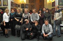 То, что радует глаз и где отдыхает душа. Выставка Вячеслава Мищенко в Национальной Парламентской библиотеке Украины. 60