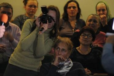 Вечер памяти о. Лонгина в Доме учителя 67