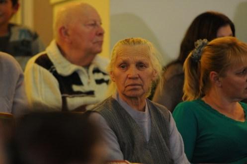Вечер памяти о. Лонгина в Доме учителя 70