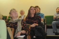 Вечер памяти о. Лонгина в Доме учителя 95