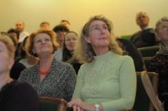 Вечер памяти о. Лонгина в Доме учителя 97