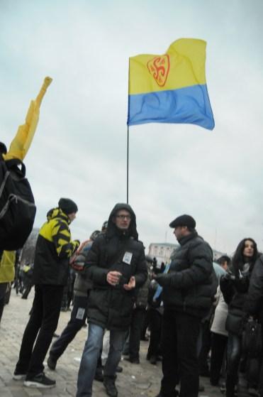 Немного фото 1 декабря 2013 в Киеве 19