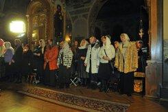 Фотографии с Рождественской службы в СвятоТроицком Ионинском монастыре 6
