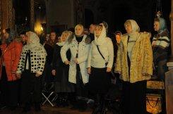 Фотографии с Рождественской службы в СвятоТроицком Ионинском монастыре 7