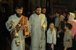 Фотографии с Рождественской службы в СвятоТроицком Ионинском монастыре 8