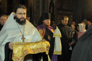 Фотографии с Рождественской службы в СвятоТроицком Ионинском монастыре 10
