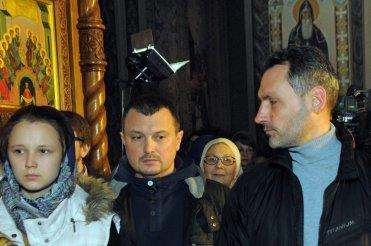 Фотографии с Рождественской службы в СвятоТроицком Ионинском монастыре 11