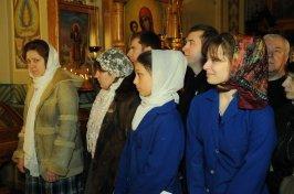 Фотографии с Рождественской службы в СвятоТроицком Ионинском монастыре 13