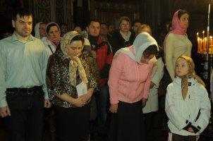 Фотографии с Рождественской службы в СвятоТроицком Ионинском монастыре 15