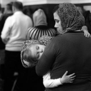 Несколько фотографий с Рождественской службы из Свято-Троицкого Китаевского мужского монастыря. 18