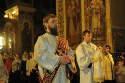 Фотографии с Рождественской службы в СвятоТроицком Ионинском монастыре 19