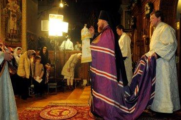 Фотографии с Рождественской службы в СвятоТроицком Ионинском монастыре 22