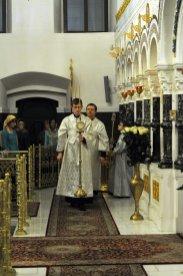 Несколько фотографий с Рождественской службы из Свято-Троицкого Китаевского мужского монастыря. 25