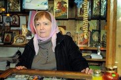 Фотографии с Рождественской службы в СвятоТроицком Ионинском монастыре 35