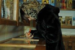 Фотографии с Рождественской службы в СвятоТроицком Ионинском монастыре 36