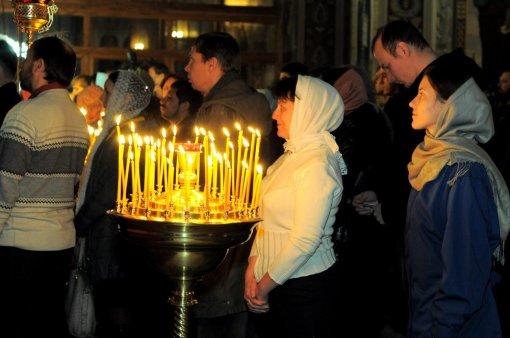 Фотографии с Рождественской службы в СвятоТроицком Ионинском монастыре 42