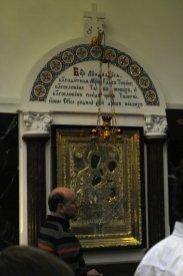 Несколько фотографий с Рождественской службы из Свято-Троицкого Китаевского мужского монастыря. 44