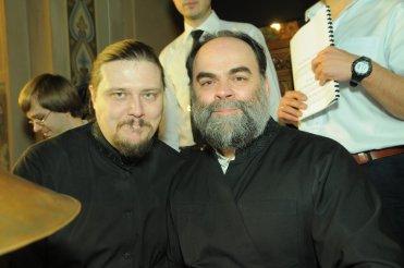 Фотографии с Рождественской службы в СвятоТроицком Ионинском монастыре 48