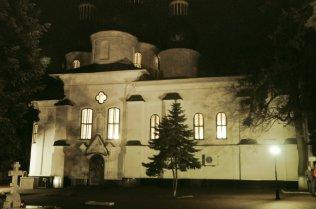 Несколько фотографий с Рождественской службы из Свято-Троицкого Китаевского мужского монастыря. 50