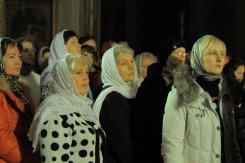 Фотографии с Рождественской службы в СвятоТроицком Ионинском монастыре 52