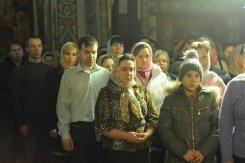 Фотографии с Рождественской службы в СвятоТроицком Ионинском монастыре 53